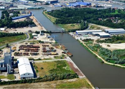 Industriehafen Nord